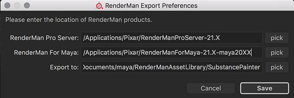 Pixar's RenderMan   Tutorial   Substance to RenderMan